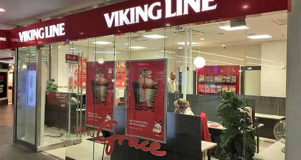 Viking Line - Hansakvarteret Åbo