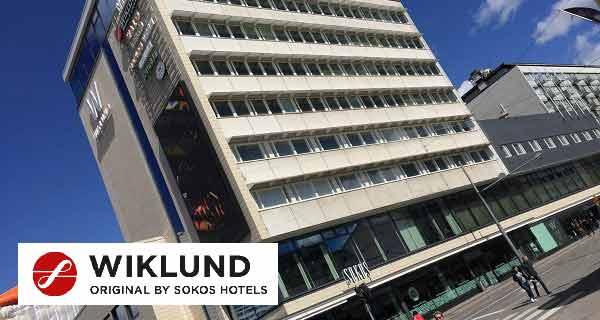 Original Sokos Hotel Wiklunds