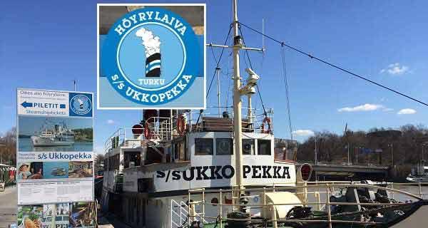 Höyrylaivaosakeyhtiö s/s Ukkopekka