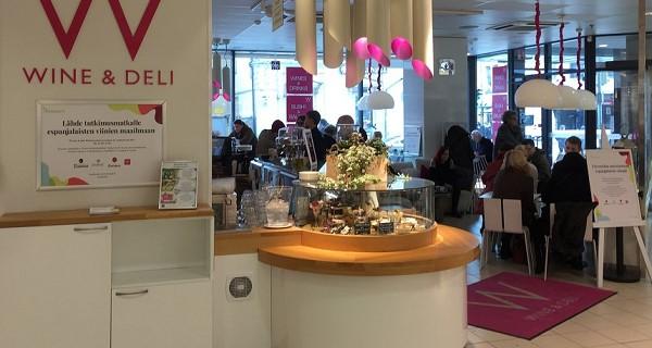 Wine & Deli Turku